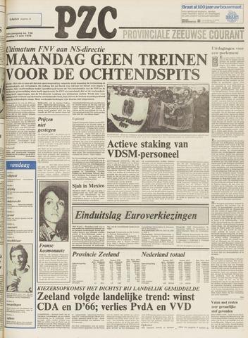 Provinciale Zeeuwse Courant 1979-06-12