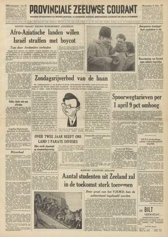 Provinciale Zeeuwse Courant 1957-02-06