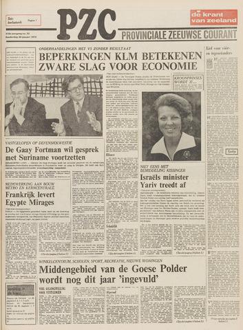 Provinciale Zeeuwse Courant 1975-01-30