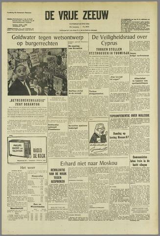 de Vrije Zeeuw 1964-06-20