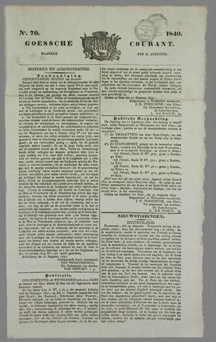 Goessche Courant 1840-08-31