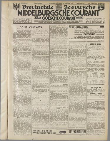 Middelburgsche Courant 1933-02-11
