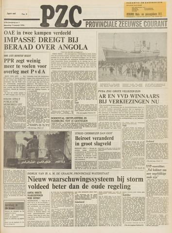 Provinciale Zeeuwse Courant 1976-01-12