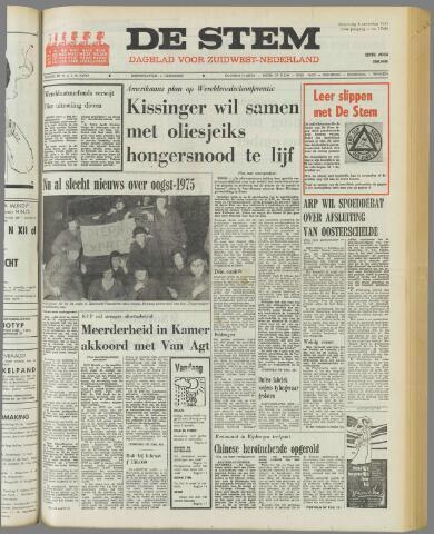de Stem 1974-11-06