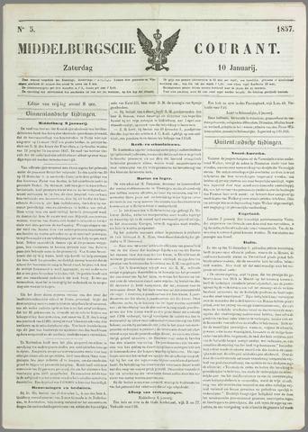Middelburgsche Courant 1857-01-10
