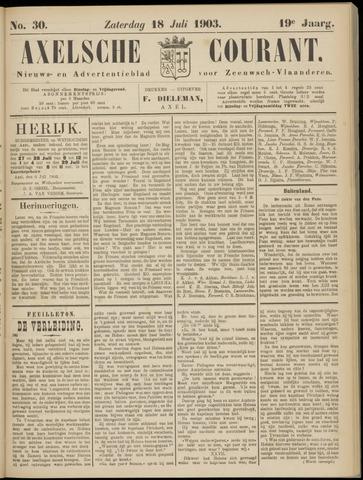 Axelsche Courant 1903-07-18