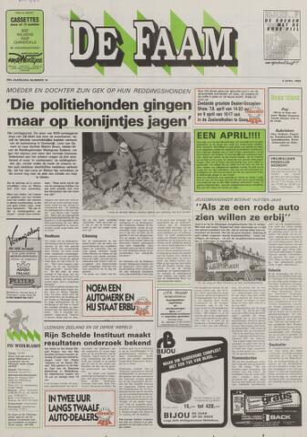 de Faam en de Faam/de Vlissinger 1988-04-06