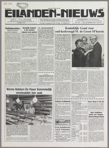 Eilanden-nieuws. Christelijk streekblad op gereformeerde grondslag 1989-02-07