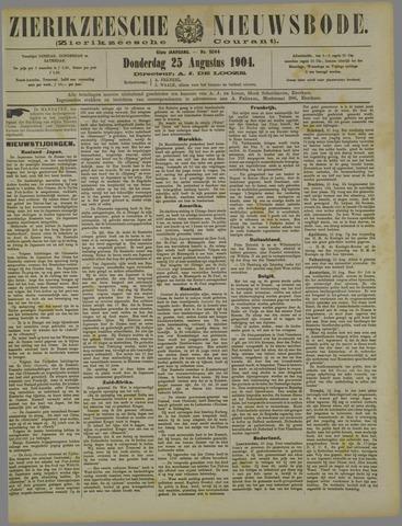 Zierikzeesche Nieuwsbode 1904-08-25