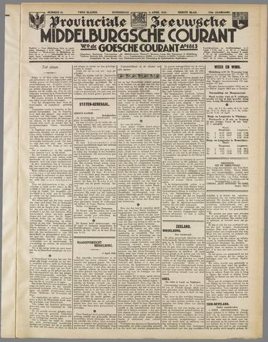 Middelburgsche Courant 1933-04-06