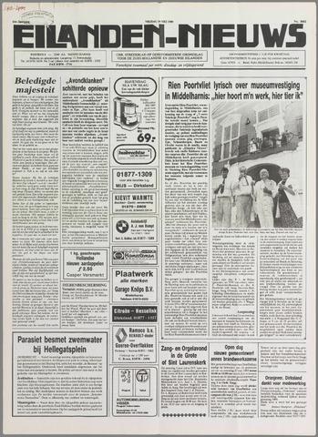 Eilanden-nieuws. Christelijk streekblad op gereformeerde grondslag 1989-05-26