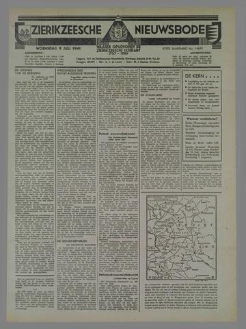 Zierikzeesche Nieuwsbode 1941-07-22