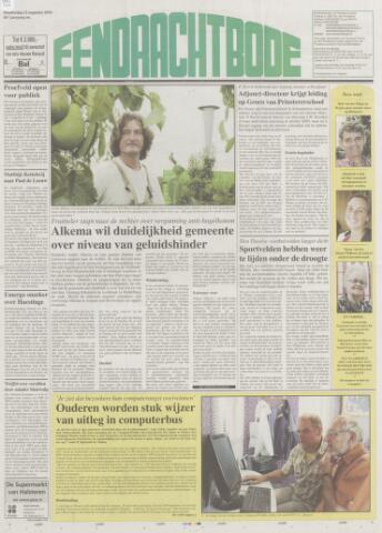 Eendrachtbode (1945-heden)/Mededeelingenblad voor het eiland Tholen (1944/45) 2010-08-12
