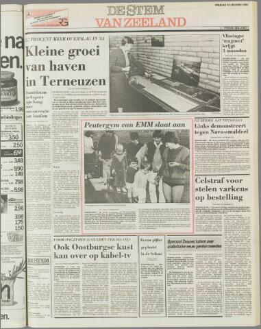 de Stem 1984-01-13