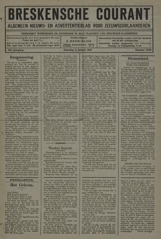 Breskensche Courant 1919-01-11