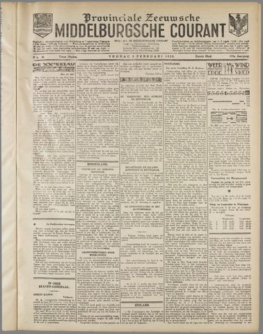 Middelburgsche Courant 1932-02-05