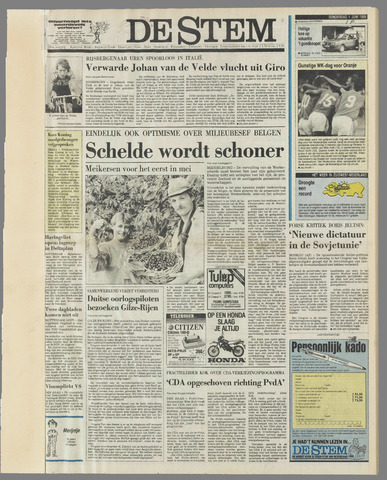 de Stem 1989-06-01