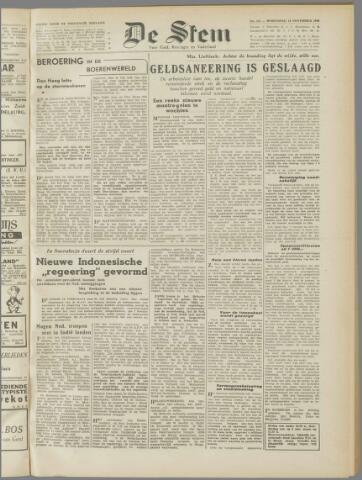 de Stem 1945-11-14