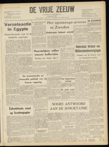 de Vrije Zeeuw 1951-11-01