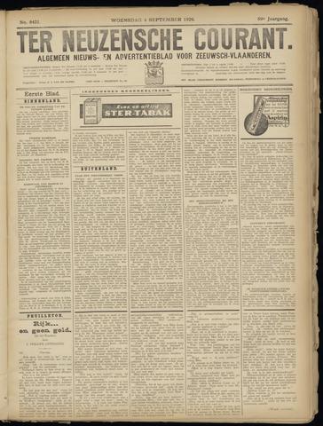 Ter Neuzensche Courant. Algemeen Nieuws- en Advertentieblad voor Zeeuwsch-Vlaanderen / Neuzensche Courant ... (idem) / (Algemeen) nieuws en advertentieblad voor Zeeuwsch-Vlaanderen 1929-09-04
