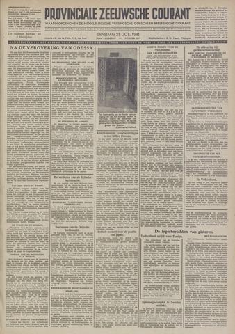 Provinciale Zeeuwse Courant 1941-10-21