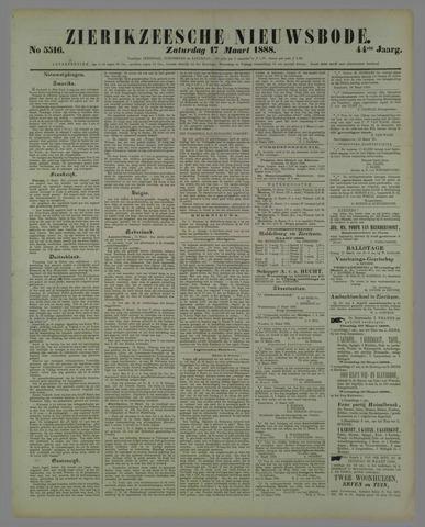 Zierikzeesche Nieuwsbode 1888-03-17