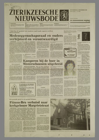 Zierikzeesche Nieuwsbode 1988-12-15