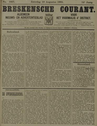 Breskensche Courant 1905-08-19