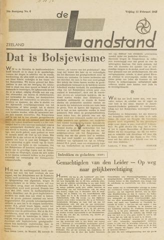 De landstand in Zeeland, geïllustreerd weekblad. 1943-02-12