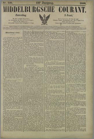 Middelburgsche Courant 1888-06-02