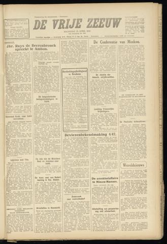 de Vrije Zeeuw 1947-04-28