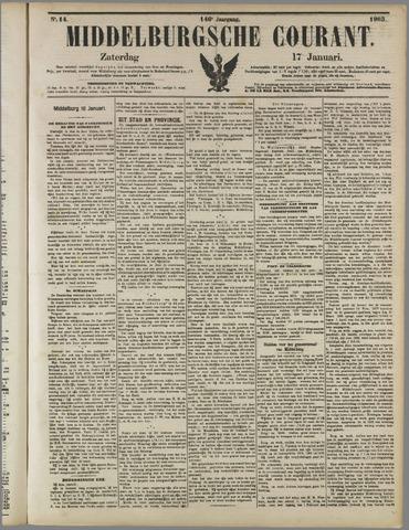 Middelburgsche Courant 1903-01-17
