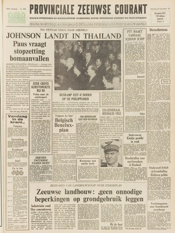 Provinciale Zeeuwse Courant 1967-12-23