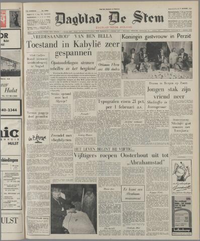 de Stem 1963-10-07