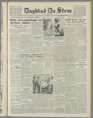 de Stem 1949-05-23