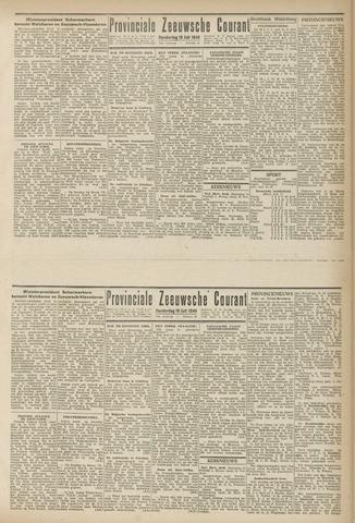 Provinciale Zeeuwse Courant 1945-07-19