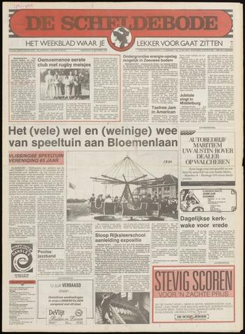 Scheldebode 1985-09-12