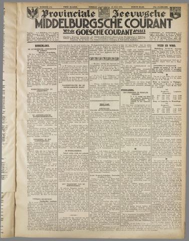 Middelburgsche Courant 1933-07-25