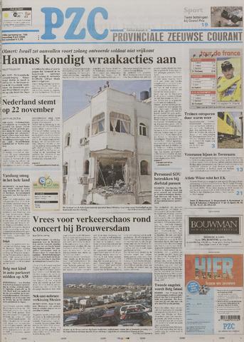 Provinciale Zeeuwse Courant 2006-07-03