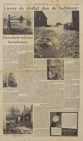 Watersnood documentatie 1953 - kranten 1953-11-21