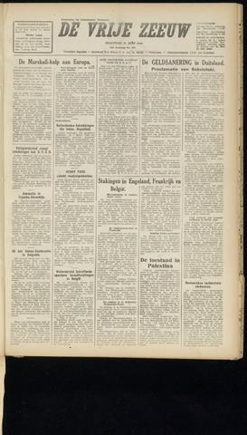 de Vrije Zeeuw 1948-06-21