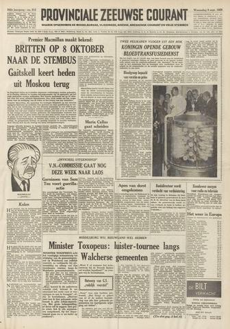 Provinciale Zeeuwse Courant 1959-09-09
