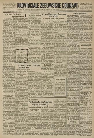 Provinciale Zeeuwse Courant 1946-04-05