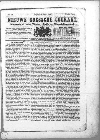 Nieuwe Goessche Courant 1869-07-30