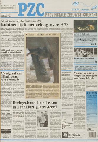 Provinciale Zeeuwse Courant 1995-03-03