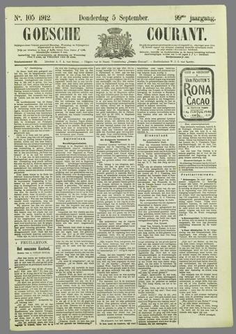 Goessche Courant 1912-09-05