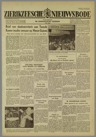 Zierikzeesche Nieuwsbode 1960-01-12