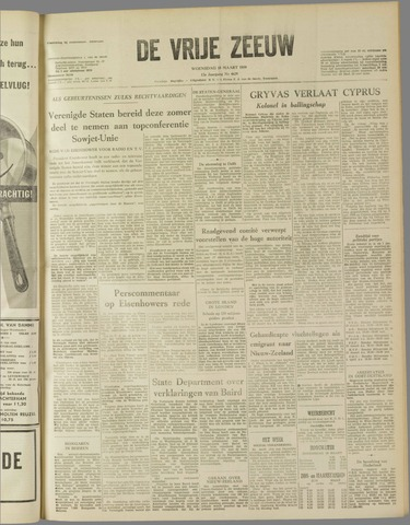 de Vrije Zeeuw 1959-03-18