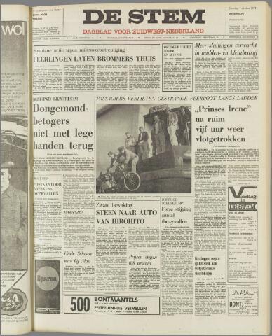 de Stem 1971-10-09