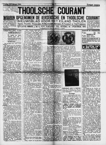 Ierseksche en Thoolsche Courant 1944-02-18